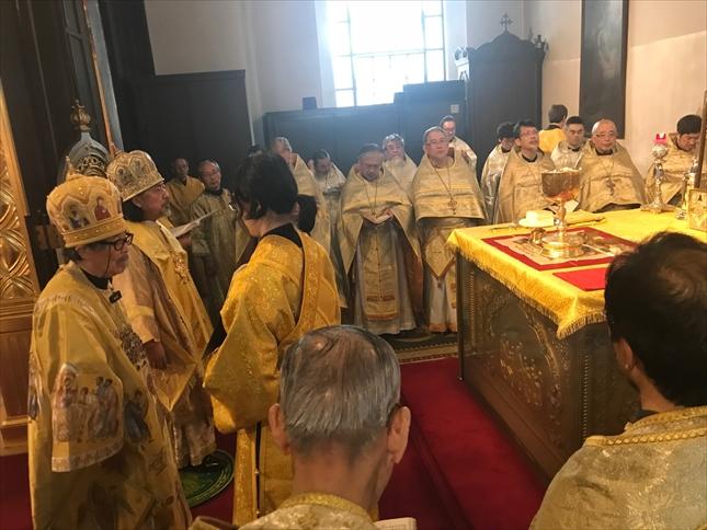 公会期間中の主日聖体礼儀