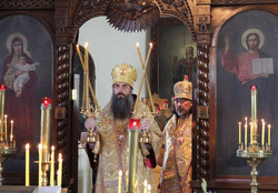 インノケンティ主教座下の祝福