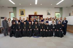教区会議記念写真(函館)