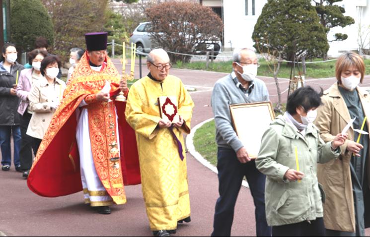 函館復活祭