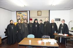 セラフィム大主教と教区司祭