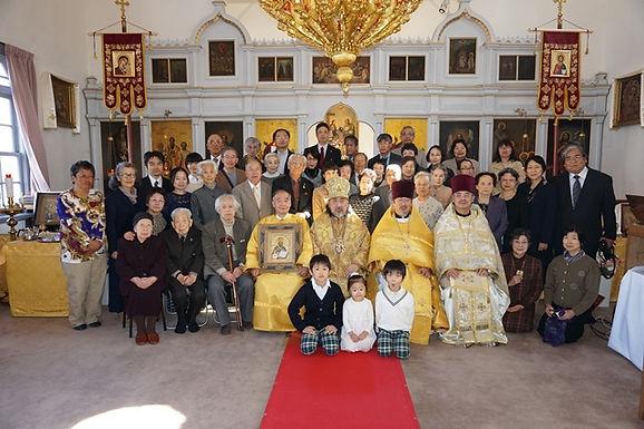 白河生神女進堂聖堂建立100周年記念行事