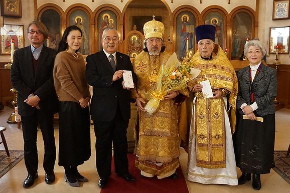 サロフの聖セラフィム祭の祝賀