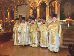 東日本主教々区の全司祭