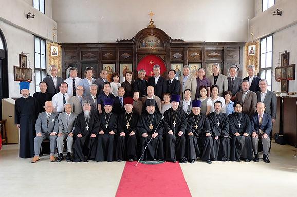 2014年東日本主教々区 教区会議開催