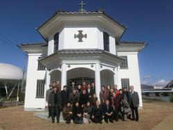 石巻旧会堂を訪問