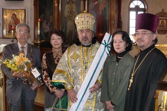 セラフィム大主教 聖名祭