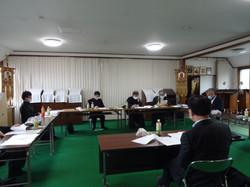 宣教会議の様子