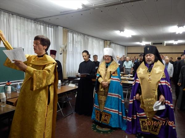 全国公会開会祈祷
