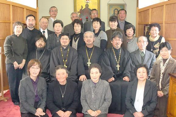 東北ブロック宣教キャラバン 宮城県若柳