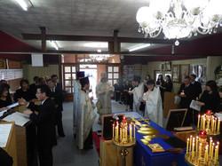 10月6日(火)の埋葬式