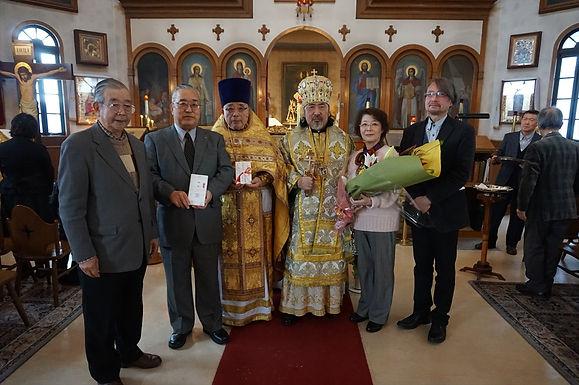 2017セラフィム大主教聖名祭