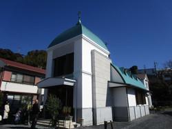 新聖堂外観