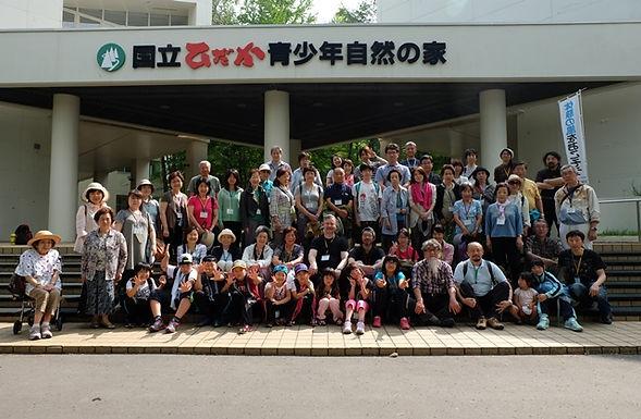 2014年北海道ブロックキャンプだホイ!in 日高