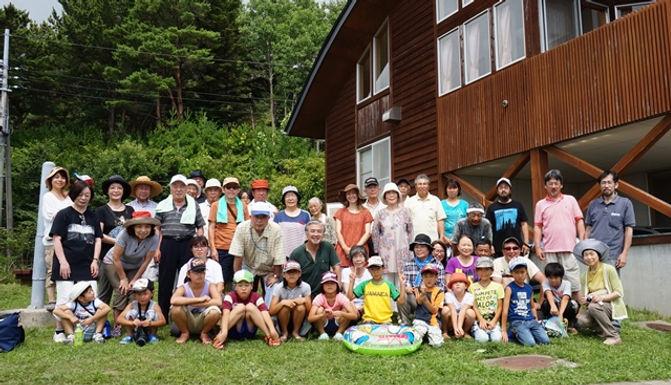東北ブロック夏季修養会の開催