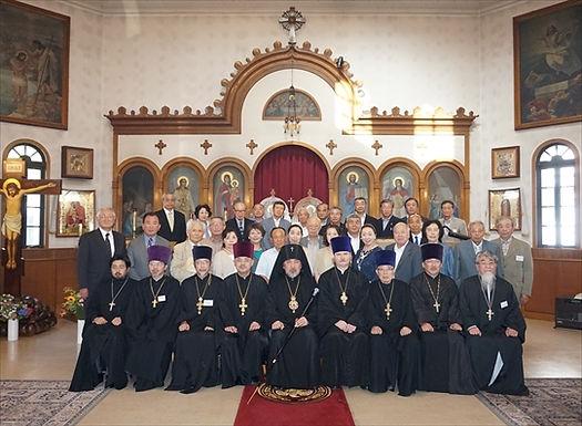 2018年度東日本主教々区「教区会議」
