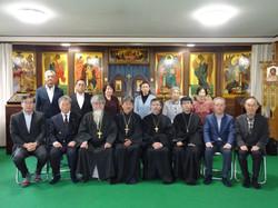 宣教委員会のメンバー
