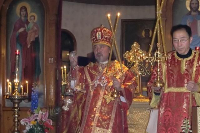 復活大祭聖体礼儀