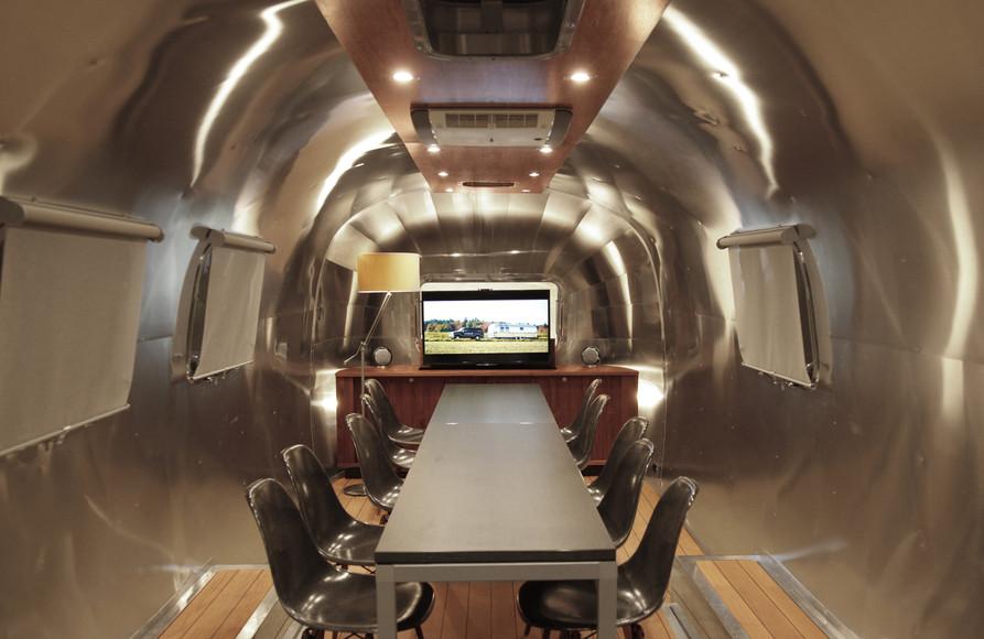 airstream, seminar ©lionel gaillard
