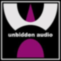 Unbidden Audio logo