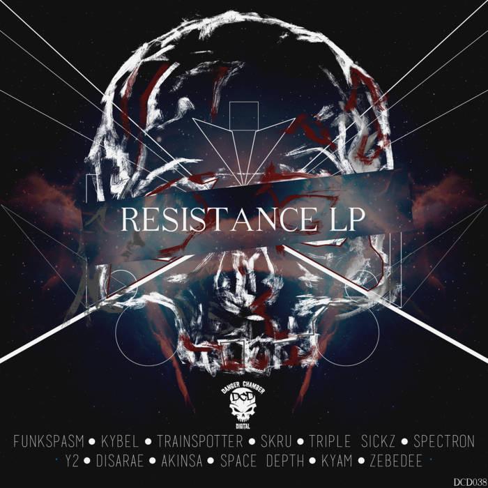 Resistence LP - Danger Chamber Digital - Kyam