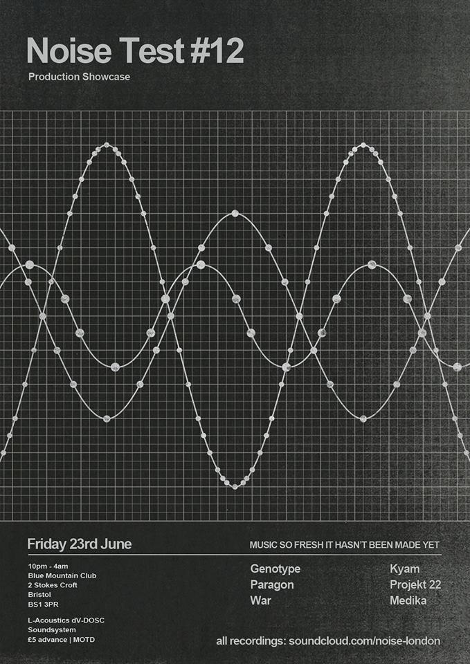 Noise Test Bristol Kyam