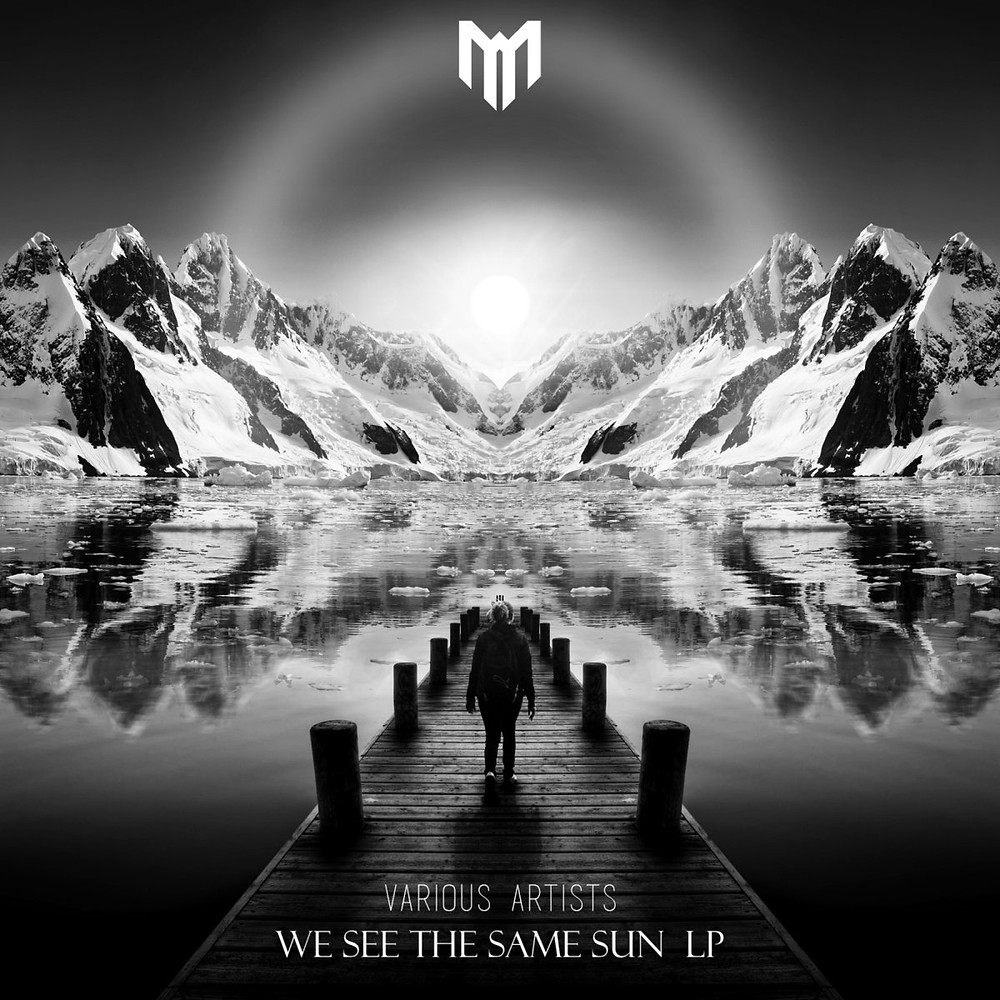 """We See the Same Sun"" LP - Monochrome Recordings"