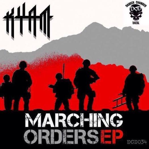 Kyam - Marching Orders EP - Danger Chamber