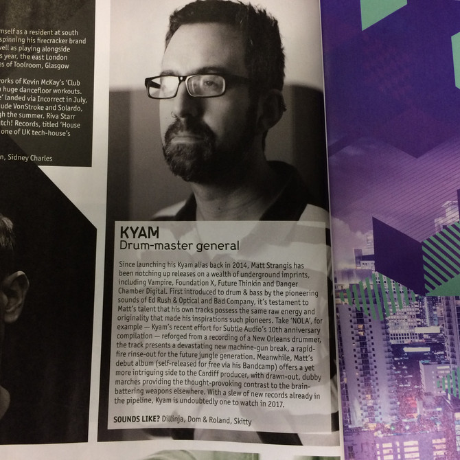 DJ Mag Feature
