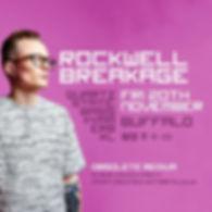 Aperture Cardiff Kyam Rockwell Breakage