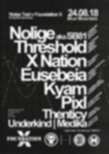 Kyam - Noise Test Bristol