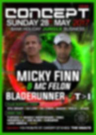 Concept Micky Finn Bladerunner Kyam