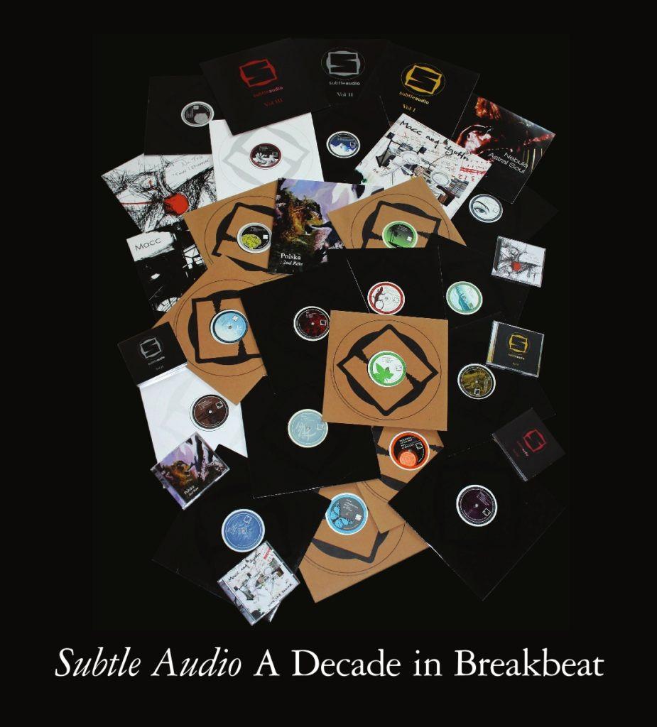 Subtle Audio - A Decade in Breakbeat