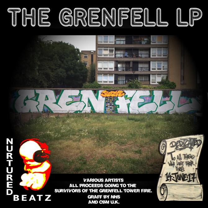 Tune on The Grenfell LP (Nurtured Beatz)