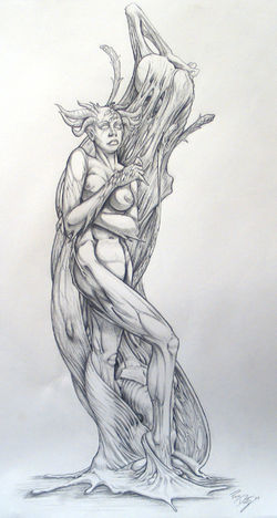 """Drawing for """"Lilith"""""""