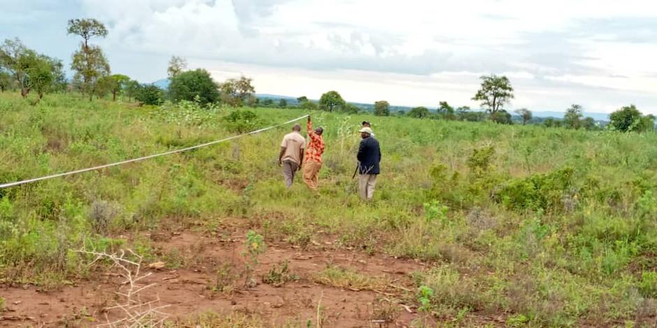 Bau eines Kinder-/Waisenheims in Tanzania