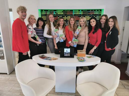 2.000€ - Charity-Aktion mit dem Hairclub Bad Oeynhausen