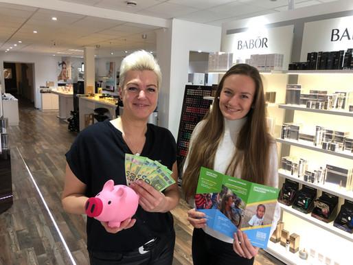 Unterstützung durch Kosmetikstudio aus Bad Oeynhausen
