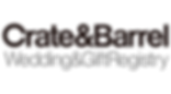 crate-barrel-wedding-gift-registry-logo-