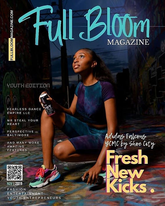 SPECIAL THANKS TO OUR PAST COVERS #FULLB