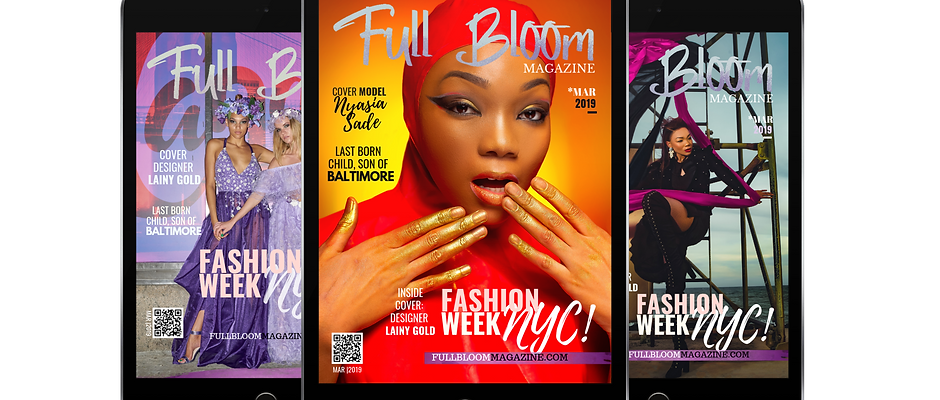 Full Bloom Magazine Subscription