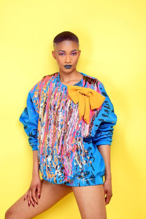 Syeko Tropical Drip Sweatshirt