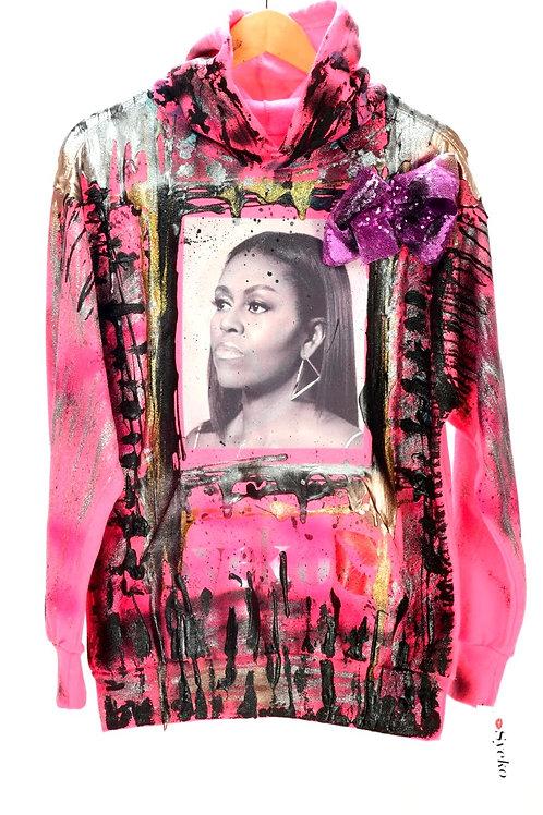 Michelle Obama Syeko Hoodie
