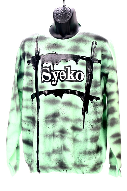 Mint Syeko Sweatshirt