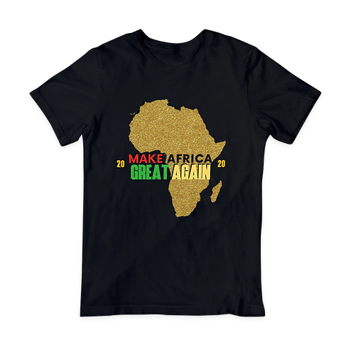 "Black ""Make Africa Great Again"""