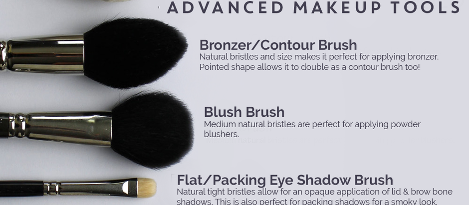 Advanced Makeup Tools