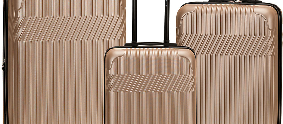 TRAVEL SERIES: Choosing The Right Luggage