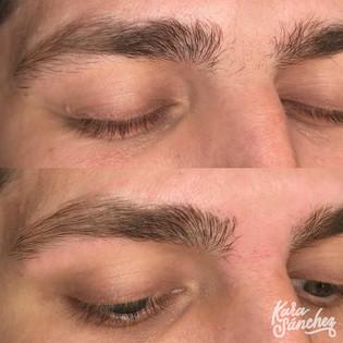 male_medium_brown_brow_shaping_male_aust