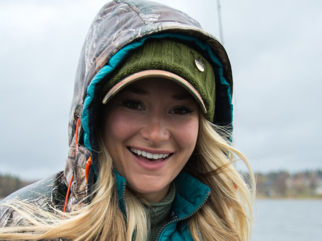 Marina Gibson Fishing