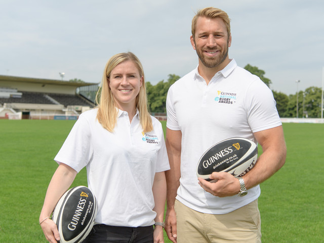 Guinness National Rugby Awards-photocall